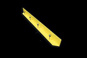 Flexibler Rammschutz | Anfahrschutz Cheapy | Lagersicherheit | Hofmann Betriebsmontagen |Rammschutz online