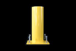 Flexibler Rammschutz | Cheapy Poller | Lagersicherheit | Hofmann Betriebsmontagen |Rammschutz online
