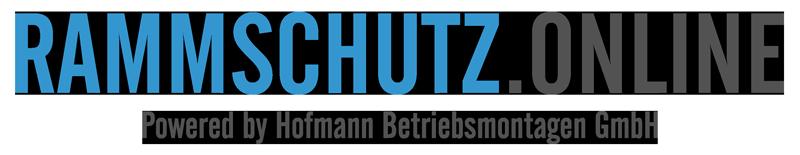 Rammschutz online - Hofmann Betriebsmontagen